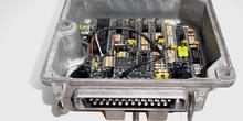 Encendido electrónico Microplex. Detalle interior