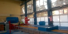 Actividad Gimnasia Deportiva - Voltereta