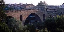 Puente medieval, Puente la Reina, Navarra