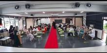 Graduación alumnos ciclos formativos IES Mirasierra 2020-21
