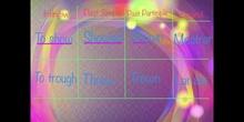PRIMARIA - 5º - IRREGULAR VERBS GROUP 3.1 - ENGLISH