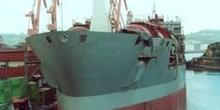 Aplicaciones de chapa de acero gruesa en la industria nava