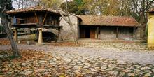 Lagar de sidra, Museo del Pueblo de Asturias, Gijón
