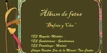 Álbum de fotos. ADOPTAR 2011-12 DAFNIS Y CLOE
