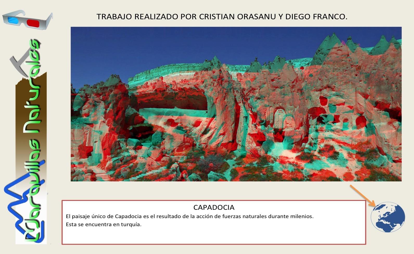 Maravillas Naturales 3D 4