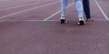 Velocista de atletismo