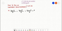 2º FPB M-19-Enero Ecuaciones Grado 1