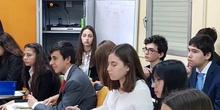 Global Classrooms en el IES Severo Ochoa 2018-2019