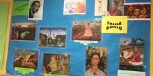 Si los cuadros hablaran...Frida Kahlo 1°D