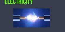 PRIMARIA 5º - CIENCIAS DE LA NATURALEZA - ENERGY III LIGHT AND ELECTRICITY