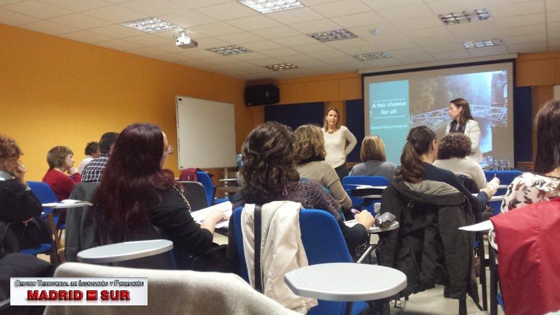 Sesiones informativas para las pruebas externas de Cambridge