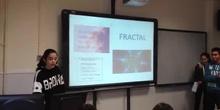 Los fractales, explicados por alumnos.