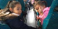 Excursión al zoo 5 años, 1º y 2º Luis Bello 3