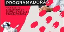 DÍA DE LA MUJER TRABAJADORA. MUJERES PROGRAMADORAS