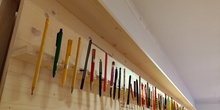 Colección de materiales de escritura del Museo de la ciudad de Berlín