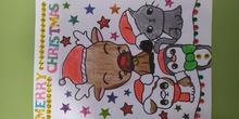 Postales navideñas 6ºD