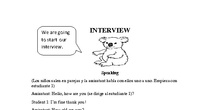 INTERVIEW ANIMAL