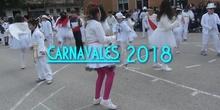 CARNAVALES 2018. 5º PRIMARIA