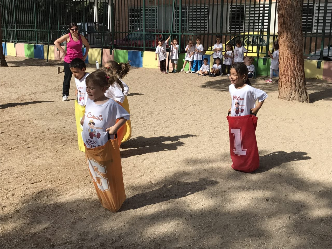 Miniolimpiadas eb Infantil. 3