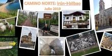 CAMINO NORTE EUSKADI I 2019