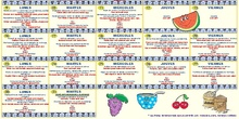 Comedor Octubre (Celiacos) - San Pio X
