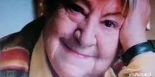 Gloria Fuertes en el Giner