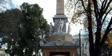 Monumento en homenaje a los Caídos del Dos de Mayo, Madrid