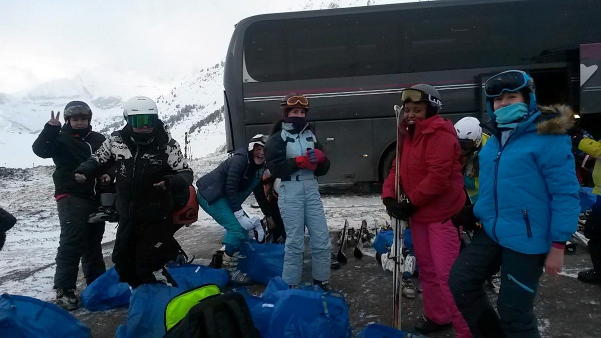 Viaje de Esquí 2018 2