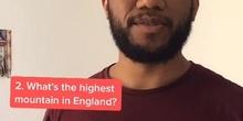 ENGLAND WEB QUEST
