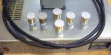 Configuración de vatímetro de radiofrecuencia BIRD 43