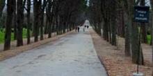Paseo del Príncipe, El Escorial, Madrid