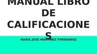 Manual Libro de Calificaciones