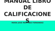 Manual Libro de Calificaciones