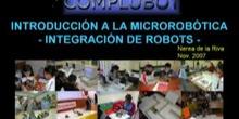 Seminario de Introducción a la Microrobótica - Integración de robots