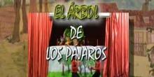 EL ÁRBOL DE LOS PÁJAROS - 1º C Diciembre2007