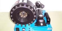 Máquina manual para ensamblaje de tubos hidráulicos