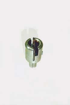 útil afilador de electrodos de cobre