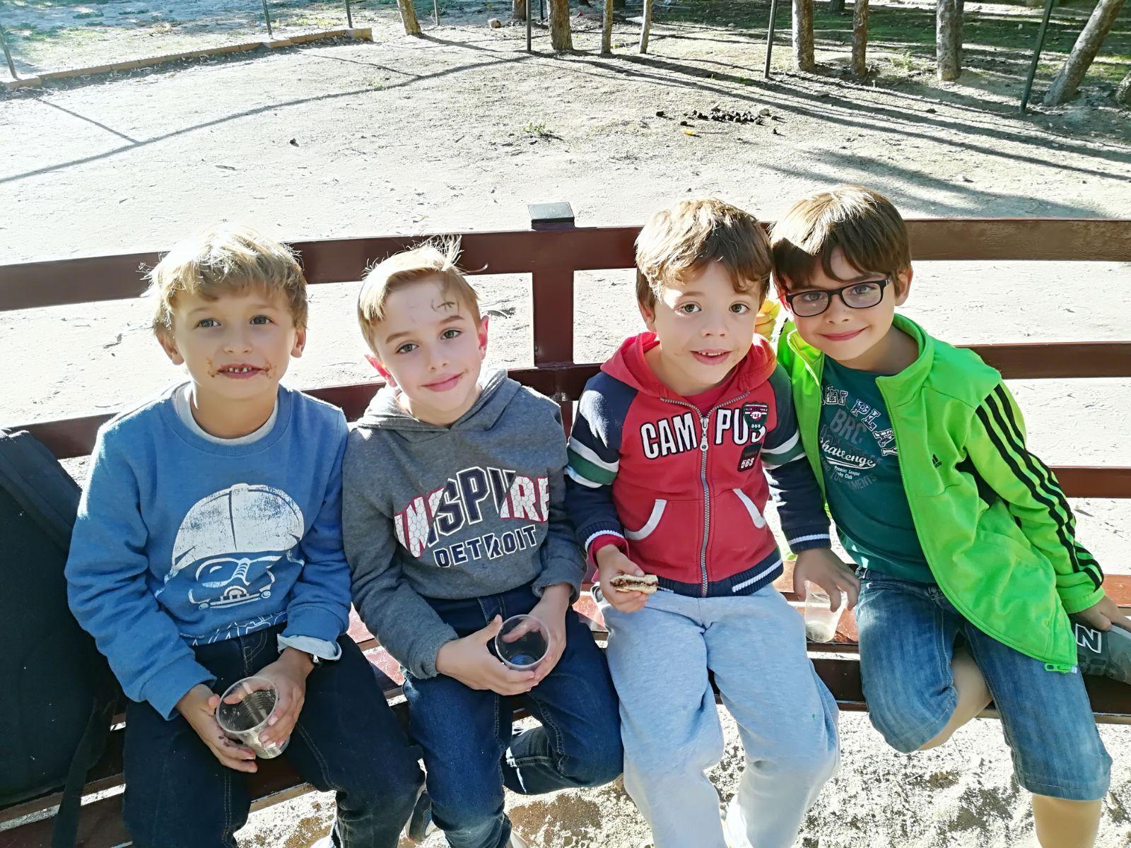Granja Escuela 1º y 2º EP 2017-18_24 37