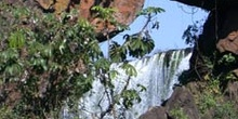 Isla de San Martín, Cataratas de Iguazú