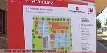 La Comunidad eleva en más de un 10% el gasto educativo en Aranjuez