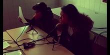 Entrevista a Yasmin en Radio Asturias