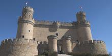 Castillo, Manzanares el Real, Comunidad de Madrid