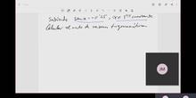 obtención de razones trigonometricas a partir de una dada
