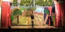 """""""EL ÁRBOL MIEDOSO"""" - 3º A - Diciembre 2007"""