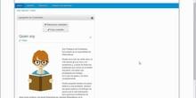 Curso Web Personal: Titulo del agregador y Ocultar controles