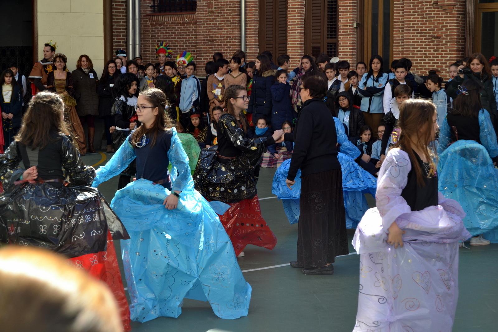 Jornadas Culturales y Depoortivas 2018 Bailes 3 4