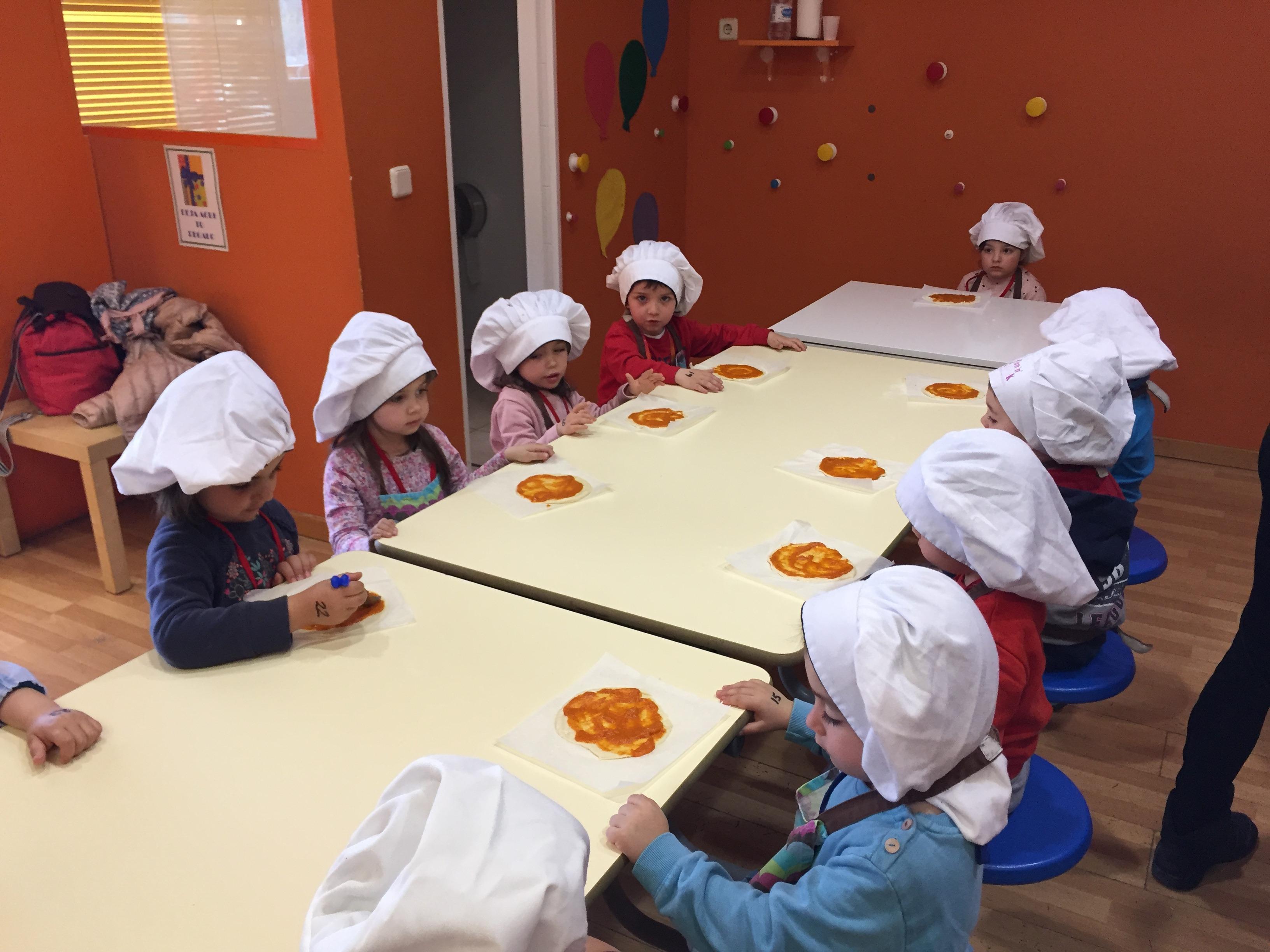Excursión Escuela de cocina 4