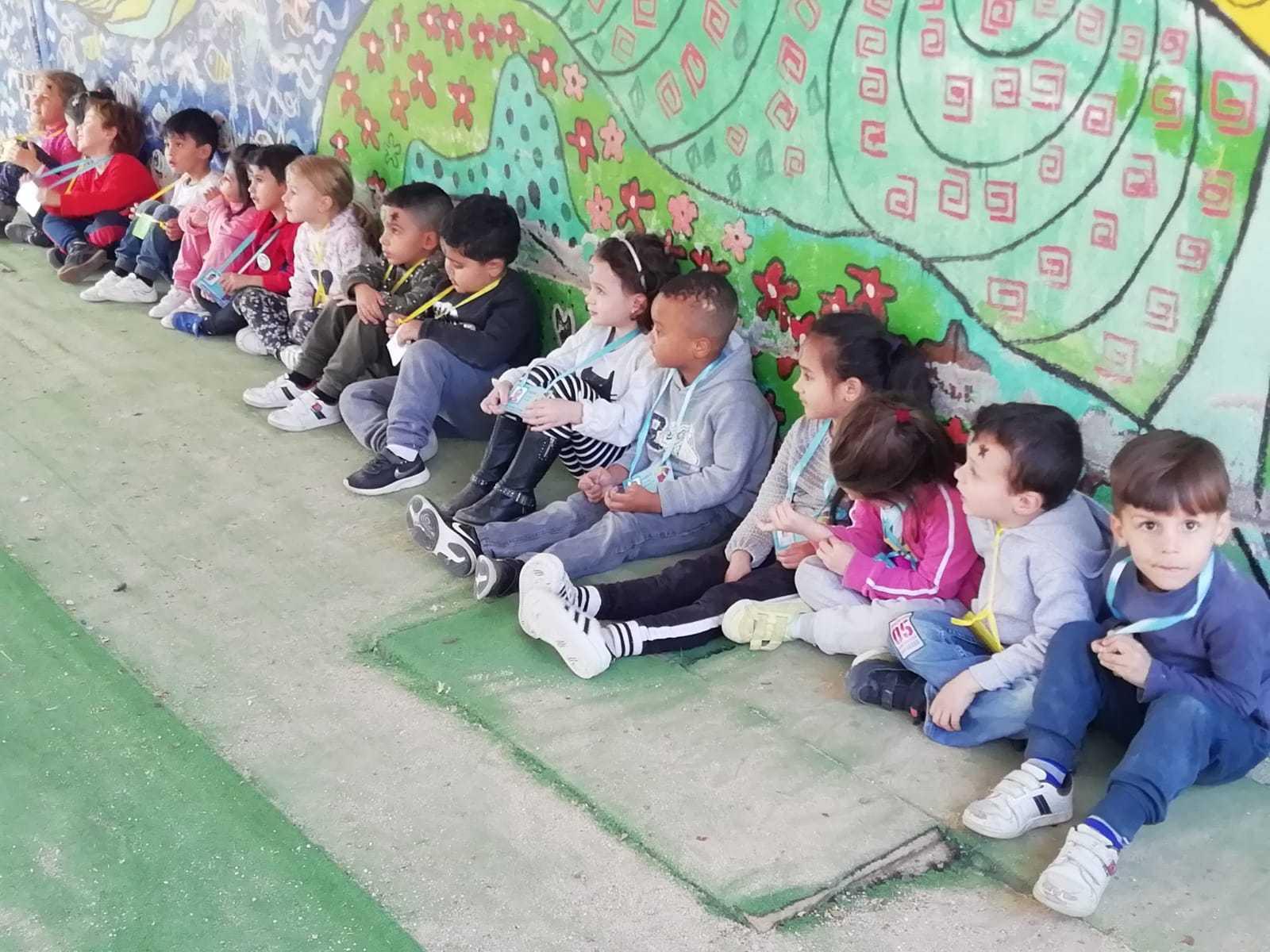 """Granja Escuela """"El Álamo"""". Infantil 4-5 años 10"""
