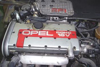 Motor de doble árbol de levas en cabeza (DOHC)