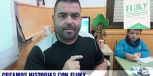 CREANDO HISTORIAS CON FLUKY
